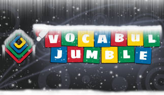 Vocabul Jumble (Word Jumble) Game