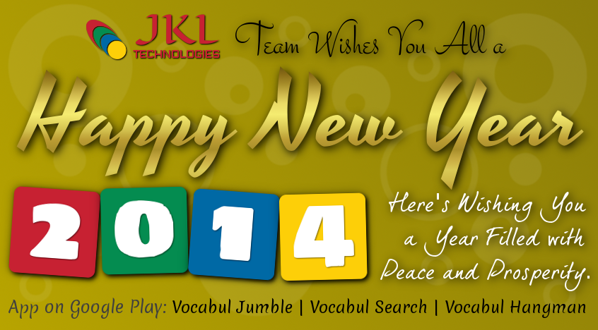 JKL New Year Greeting