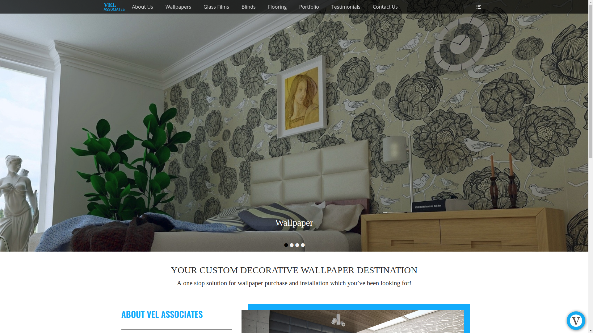 Vel Associates Wallpaper Chennai jkl portfolio